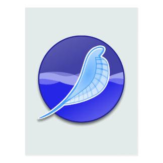 Logotipo de SeaMonkey Tarjetas Postales
