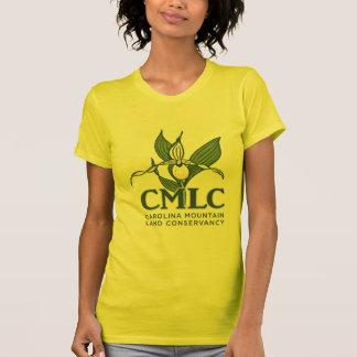 Logotipo de señora deslizador de CMLC Playera