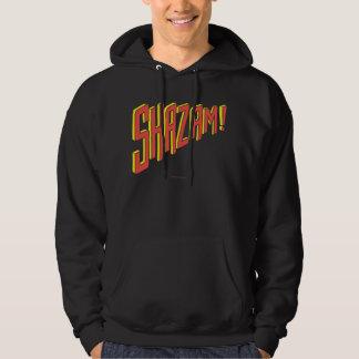 Logotipo de Shazam rojo/amarillo Sudaderas