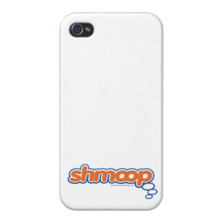 Logotipo de Shmoop iPhone 4/4S Funda