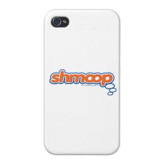Logotipo de Shmoop iPhone 4/4S Fundas