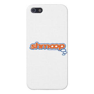Logotipo de Shmoop iPhone 5 Fundas