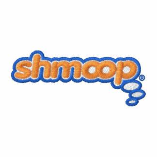 Logotipo de Shmoop Sudadera Bordada Con Cremallera