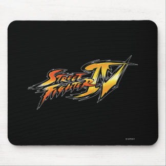 Logotipo de Street Fighter IV Mouse Pads