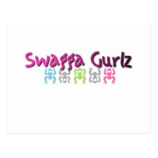 Logotipo de Swagga Gurlz Postal