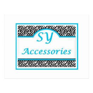 Logotipo de SY Acessories Postal