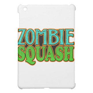 Logotipo de TM de la calabaza del zombi