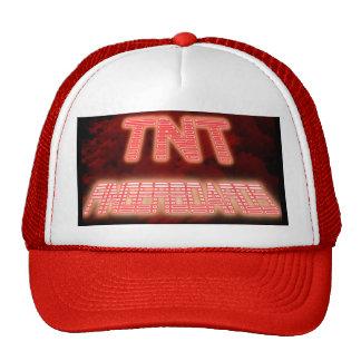 Logotipo de TNT Gorro De Camionero