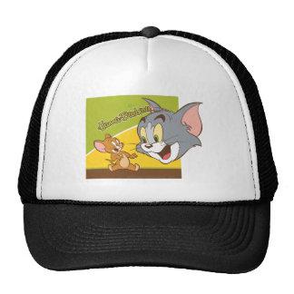 Logotipo de Tom y Jerry Hanna Barbera Gorras