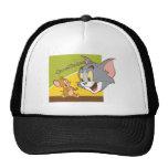 Logotipo de Tom y Jerry Hanna Barbera Gorros