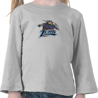 Logotipo de Toy Story Zurg Camiseta