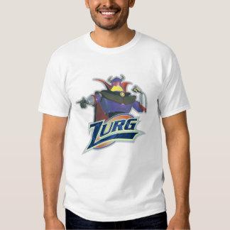 Logotipo de Toy Story Zurg Polera