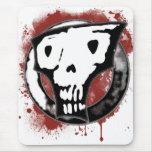 Logotipo de Undeadwear Alfombrilla De Raton
