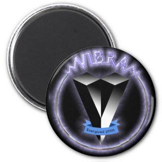 Logotipo de Vibra Corp - IGTB Iman De Frigorífico