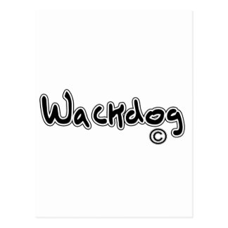 Logotipo de Wackdog Postal