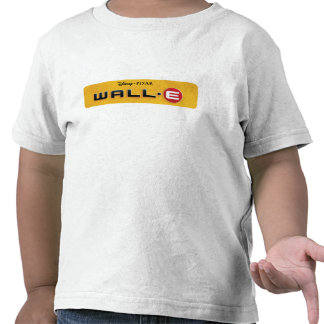 Logotipo de WALL-E Camisetas