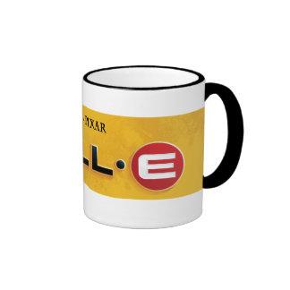 Logotipo de WALL-E Taza De Dos Colores