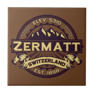 Logotipo de Zermatt Tejas