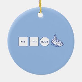 Logotipo Ornaments Para Arbol De Navidad