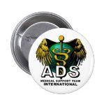 Logotipo del ADS Pin