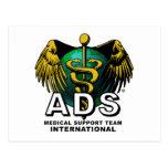 Logotipo del ADS Tarjetas Postales