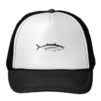 Logotipo del atún de albacora de Longfin Gorra