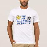 Logotipo del balón de fútbol de Futbol de la Playera