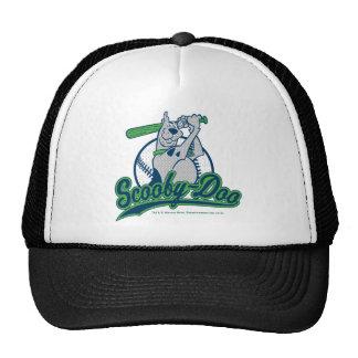 Logotipo del béisbol de Scooby-Doo Gorras