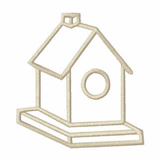 Logotipo del Birdhouse Sudadera Bordada Con Capucha