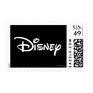 Logotipo del blanco de Disney Sello