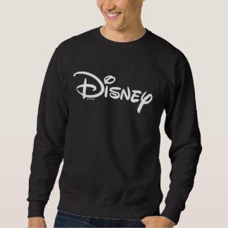 Logotipo del blanco de Disney Sudadera
