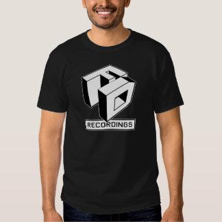 ¡Logotipo del blanco del FDR! Remeras