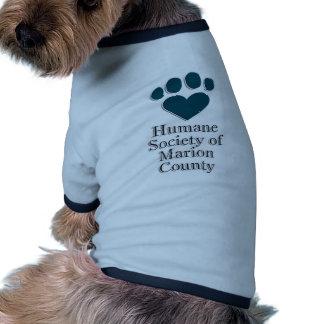 Logotipo del bloque de HSMC Camisa De Perrito