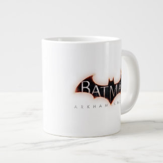 Logotipo del caballero de Batman Arkham Taza Grande