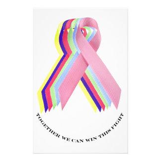 Logotipo del cáncer  papeleria de diseño