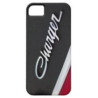 Logotipo del cargador iPhone 5 Case-Mate cobertura