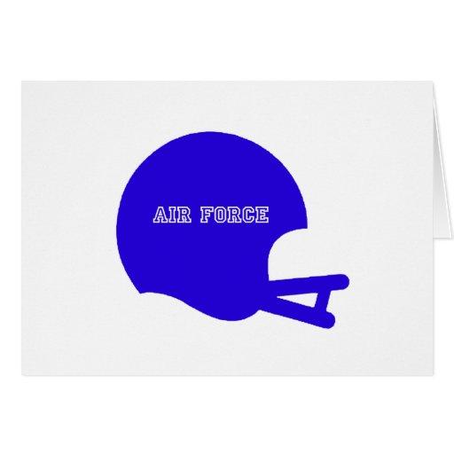 Logotipo del casco del vintage del casco de la fue tarjetas