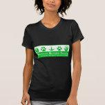 Logotipo del centro de rehabilitación de la fauna camiseta