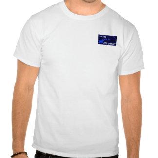 Logotipo del chasquido de Wichita Camisetas