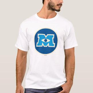 Logotipo del círculo de M Playera