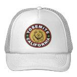 Logotipo del círculo de Yosemite Gorra