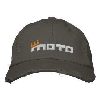 Logotipo del cm Moto Gorra De Beisbol