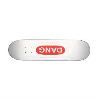 logotipo del dang mini patinetas personalizadas