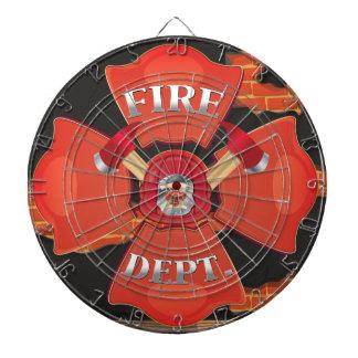 Logotipo del departamento del fuego