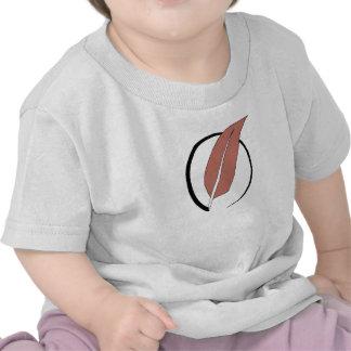Logotipo del edredón camiseta