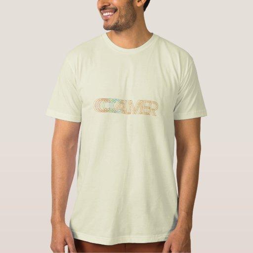 - Logotipo del espectro - una camiseta de algodón Playeras