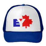 Logotipo del este de York Gorros Bordados