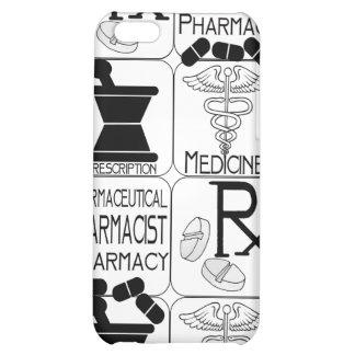 LOGOTIPO del farmacéutico de la farmacia