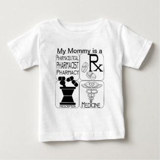 LOGOTIPO del farmacéutico de la farmacia Tee Shirt