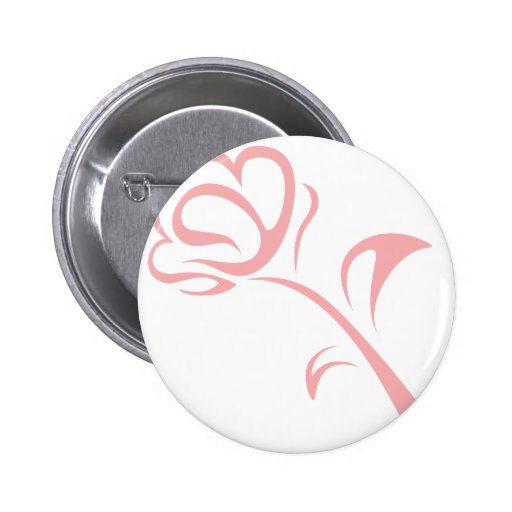 Logotipo del florista en estilo del dibujo del cha pins